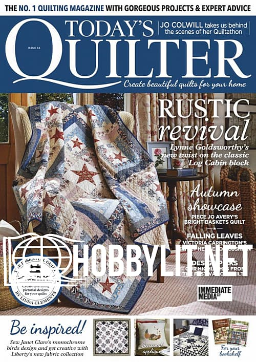 Today's Quilter Issue 53