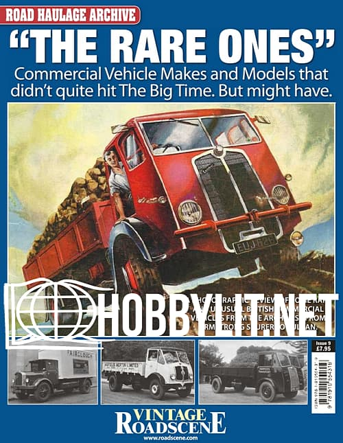 Road Haulage Archive Issue 9 The Rare Ones