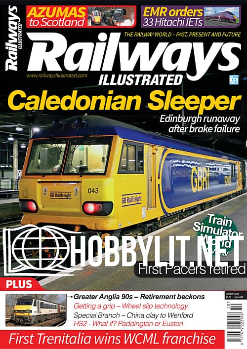 Railways Illustrated October 2019