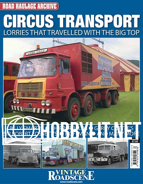 Road Haulage Archive Issue 12 Circus Transport