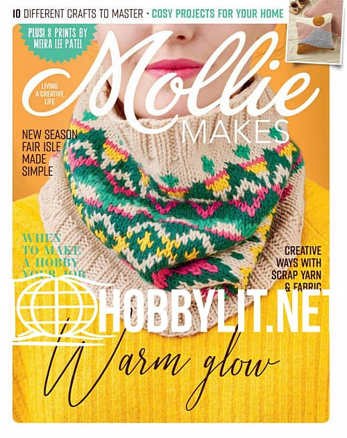 Mollie Makes Issue 110