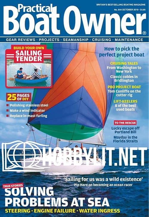 Practical Boat Owner - October 2019