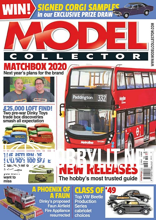 Modell Collector October 2019