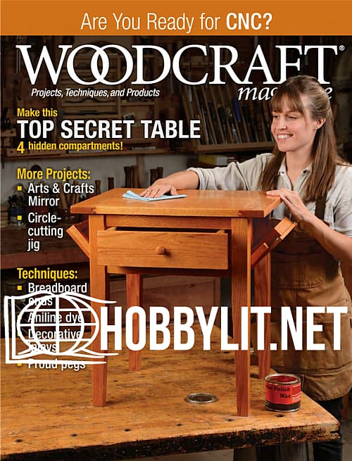 Woodcraft Magazine - October/November 2019