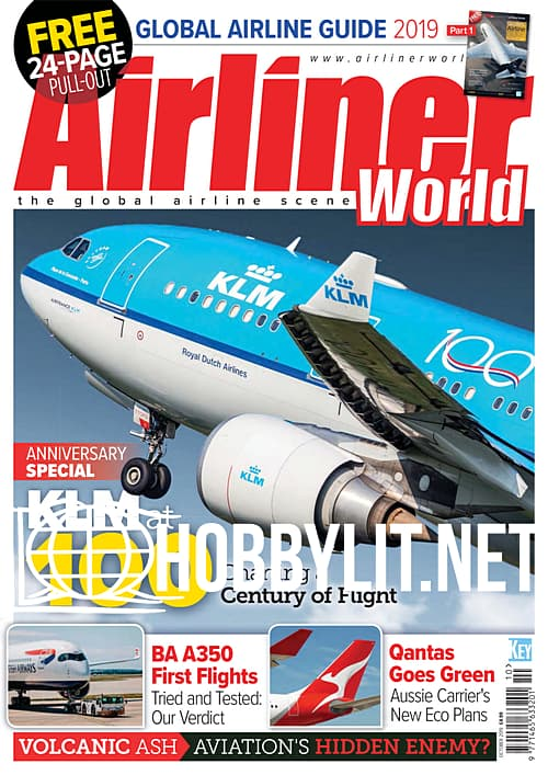 Airliner World - October 2019