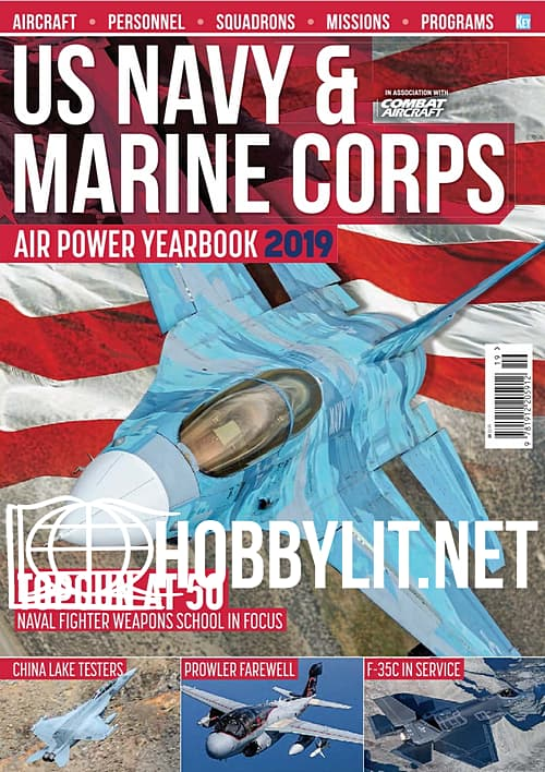 US Navy and Marine Corps Air Power Yearbook 2019