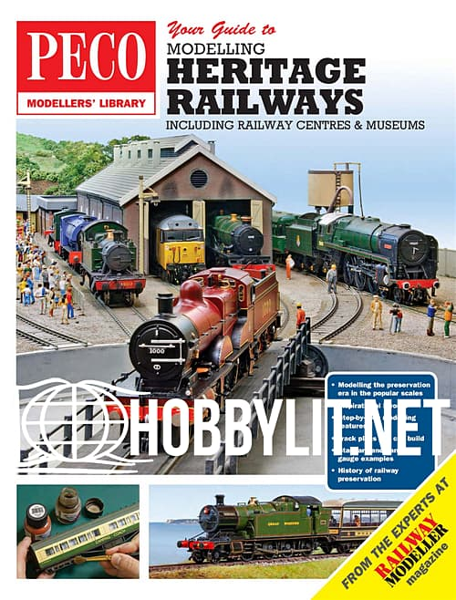Peco Modellers' Library Your Guide to Modelling Heritage