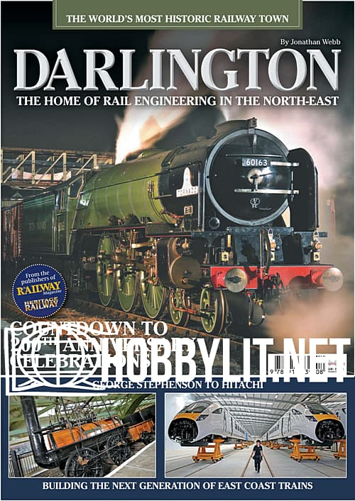 Darlington - The Home of Rail Engineering in the North-East