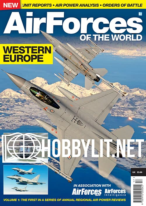AirForces of the World - Western Europe