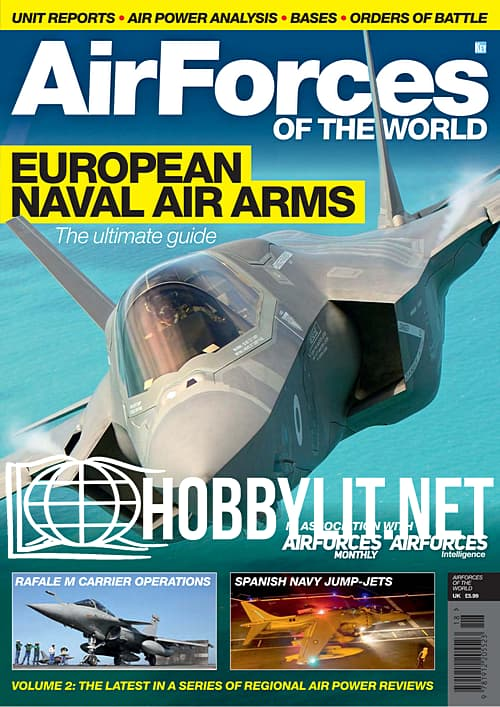 AirForces of the World - European Naval Air Arms