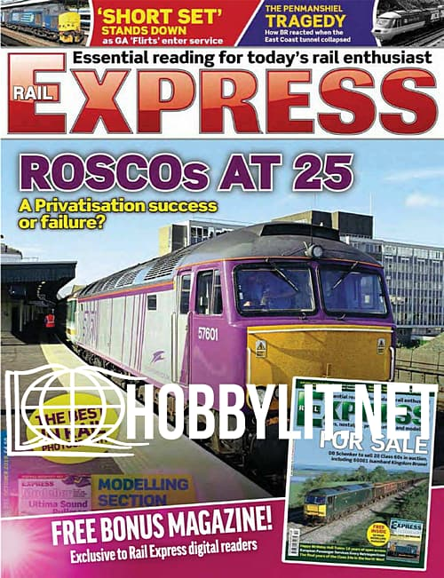 Rail Express - October 2019