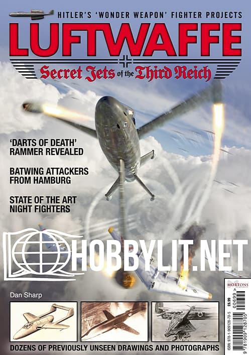 Luftwaffe : Secret Jets of the Third Reich