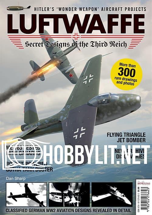 Luftwaffe: Secret Designs of the Third Reich