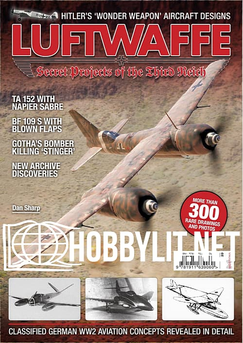 Luftwaffe: Secret Projects of the Third Reich