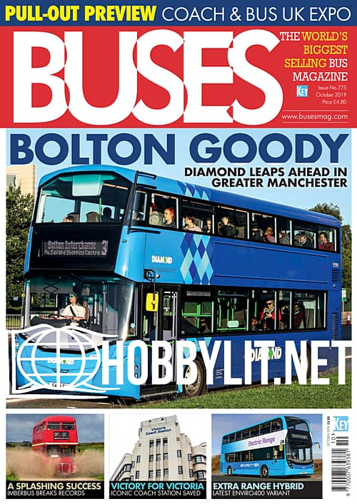 Buses - October 2019