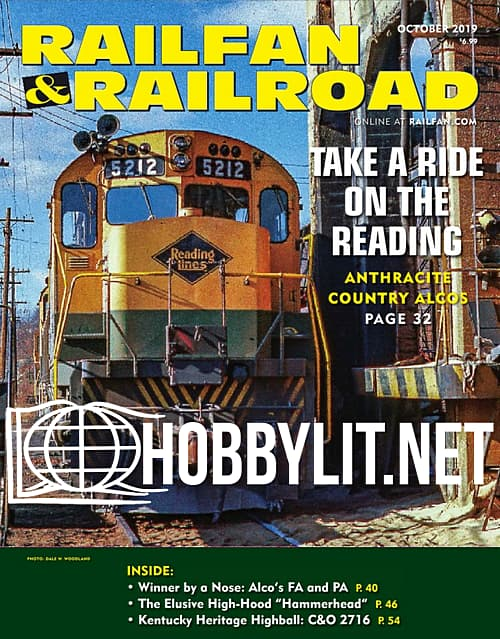 Railfan & Railroad - October 2019