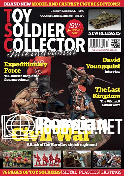 Toy Soldier Collector - October/November 2019