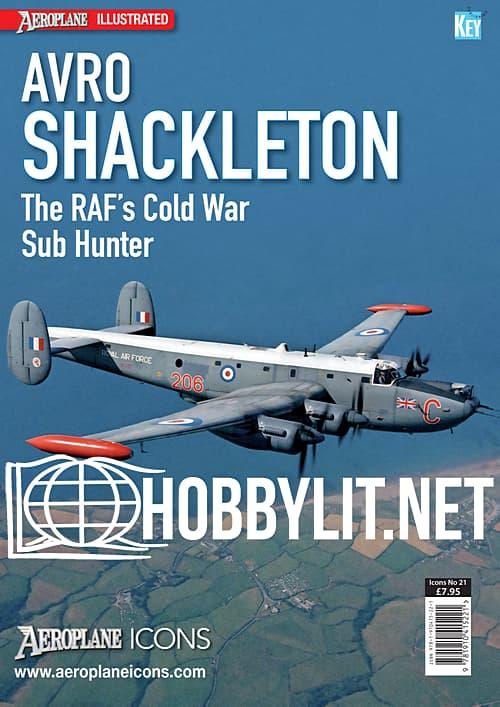 Aeroplane Icons -  Avro Shackleton