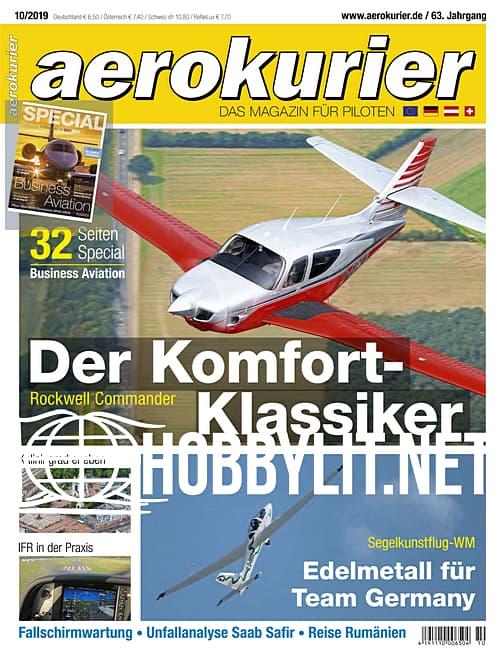 Aerokurier - Oktober 2019