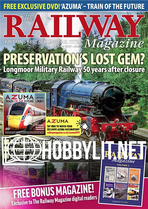 The Railway Magazine - October 2019