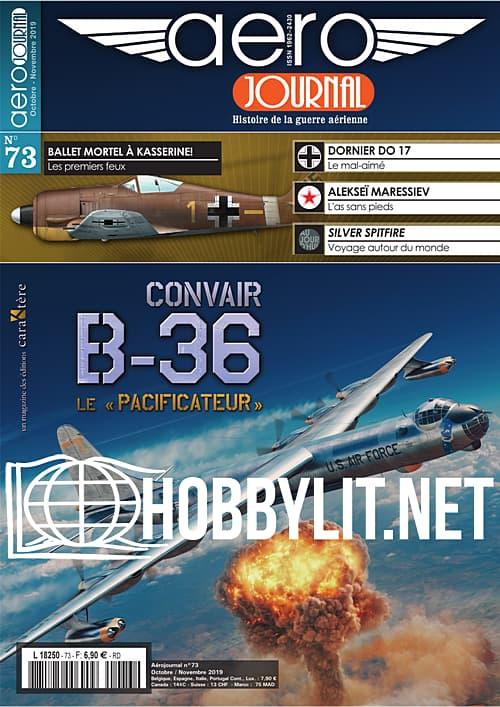 Aérojournal 73 - Octobre-Novembre 2019