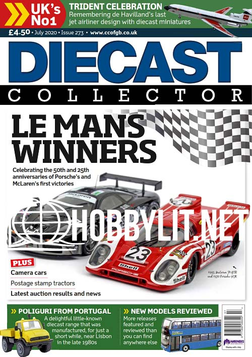 Diecast Collector - July 2020