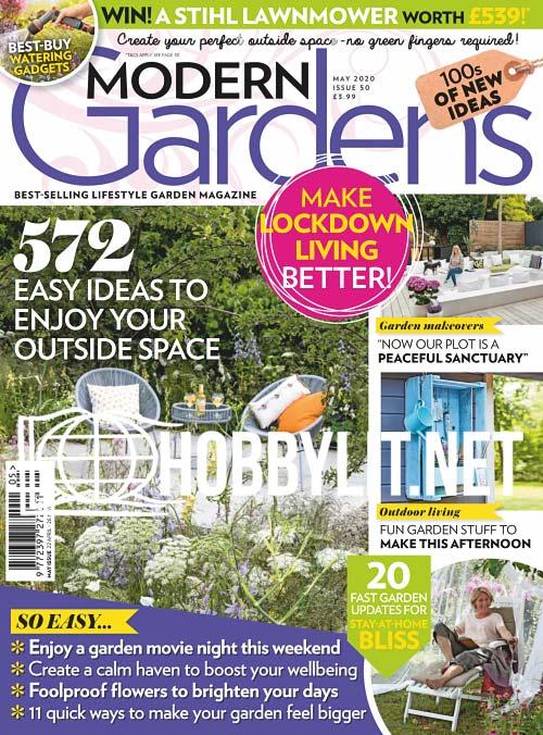 Modern Gardens - May 2020
