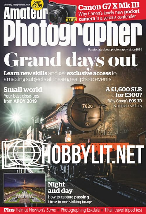 Amateur Photographer - 28 September 2019