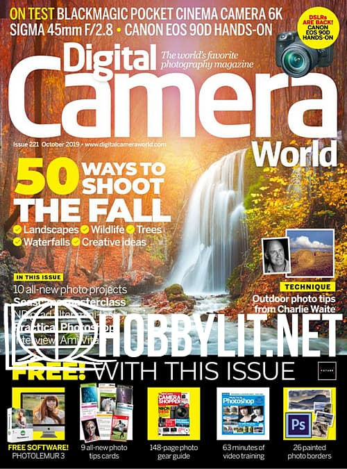 Digital Camera World - October 2019