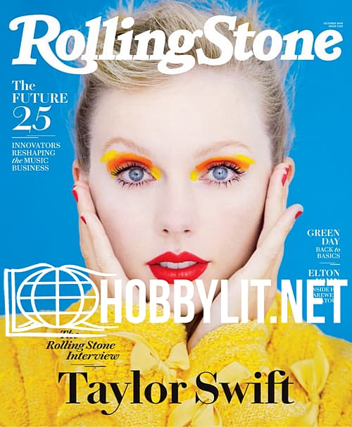 Rolling Stone - October 2019