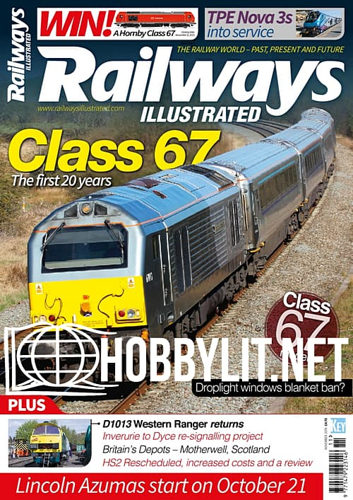 Railways Illustrated November 2019