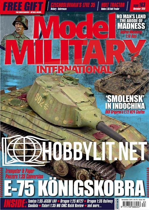 Model Military International - November 2019