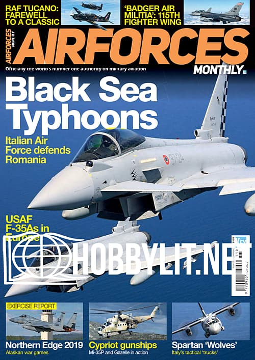 AirForces Monthly - November 2019