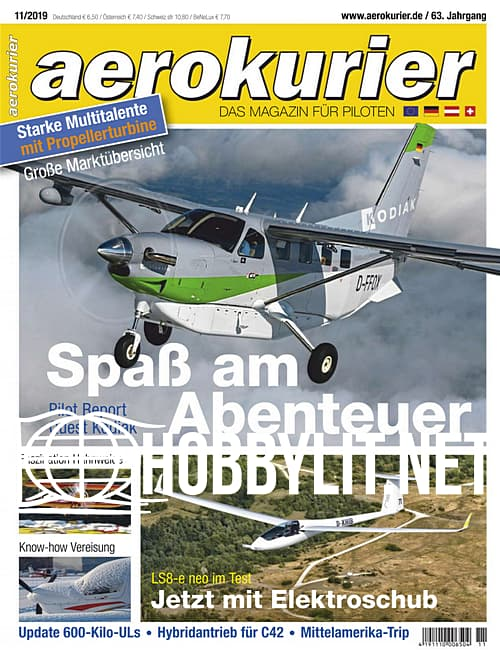Aerokurier - November 2019