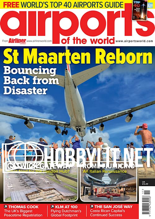 Airports of the World - November/December 2019
