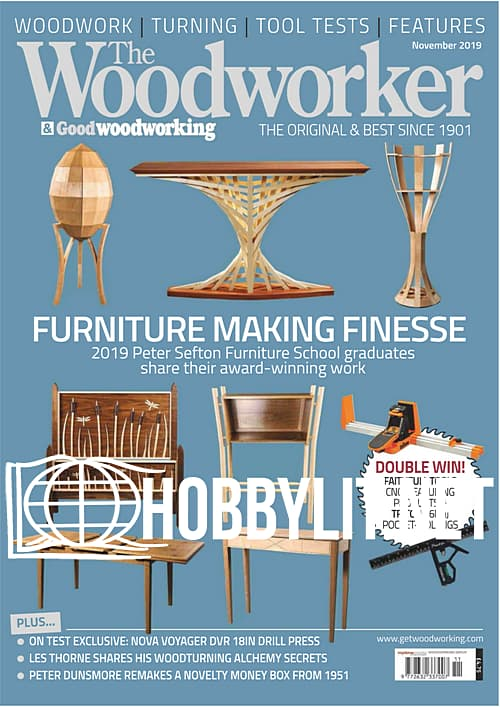 The Woodworker - November 2019