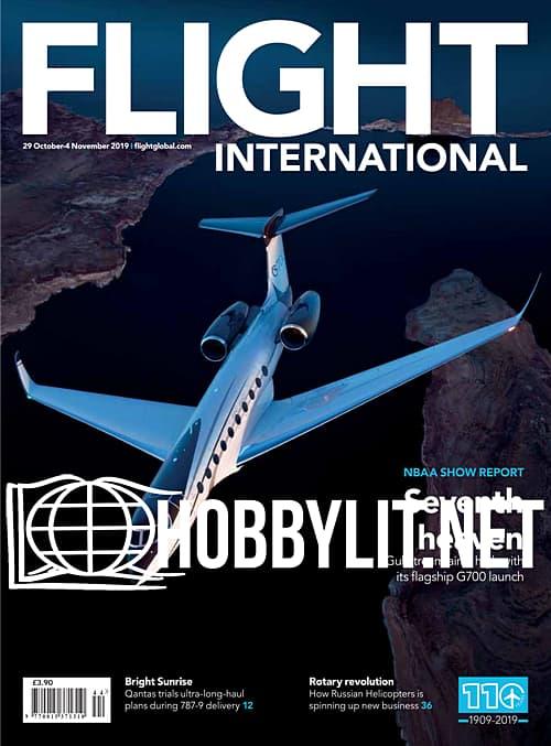 Flight International - 29 October 2019