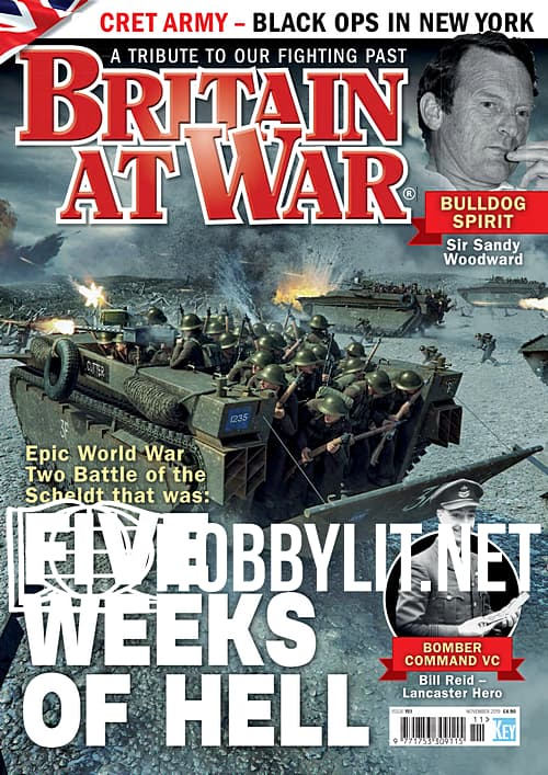 Britain at War - November 2019