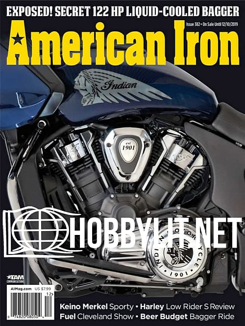 American Iron Issue 382