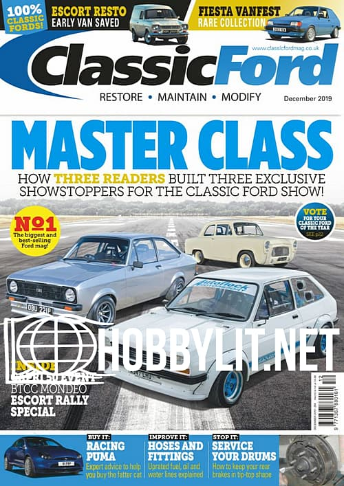 Classic Ford - December 2019
