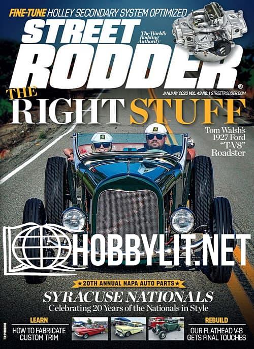 Street Rodder - January 2020