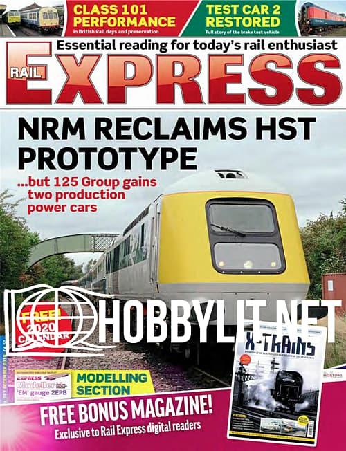 Rail Express - December 2019