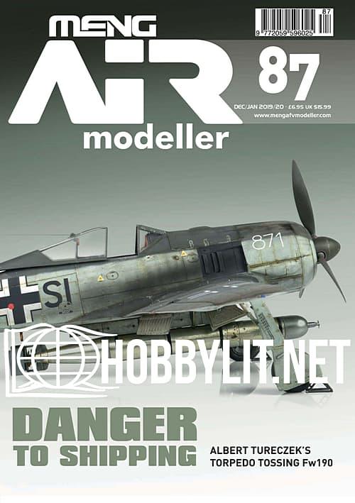 AIR Modeller 87 - December/January 2020