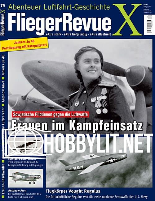 FliegerRevue Extra 79, 2019