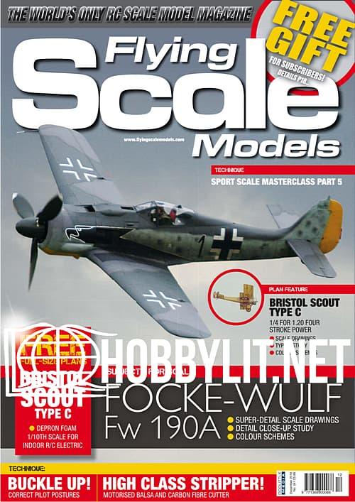 Flying Scale Models - December 2019