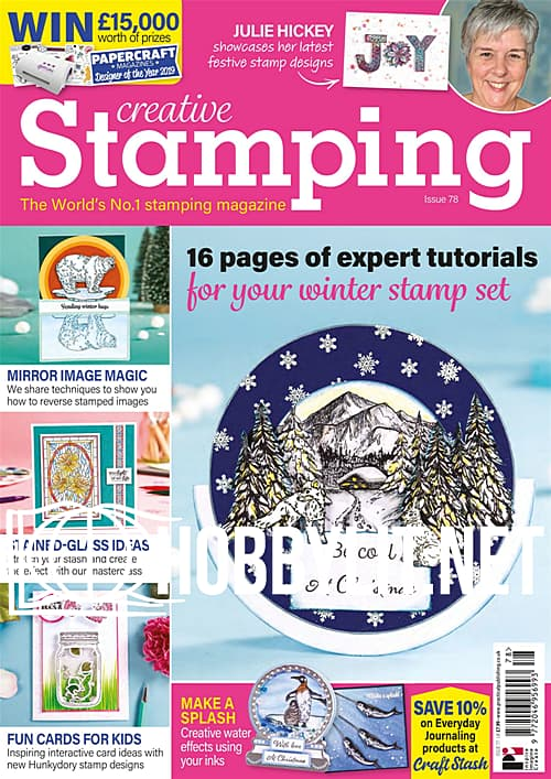 Creative Stamping Issue 78