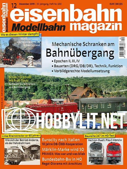 Eisenbahn Magazin - Dezember 2019