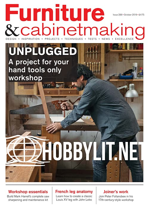 Furniture & Cabinetmaking - October 2019