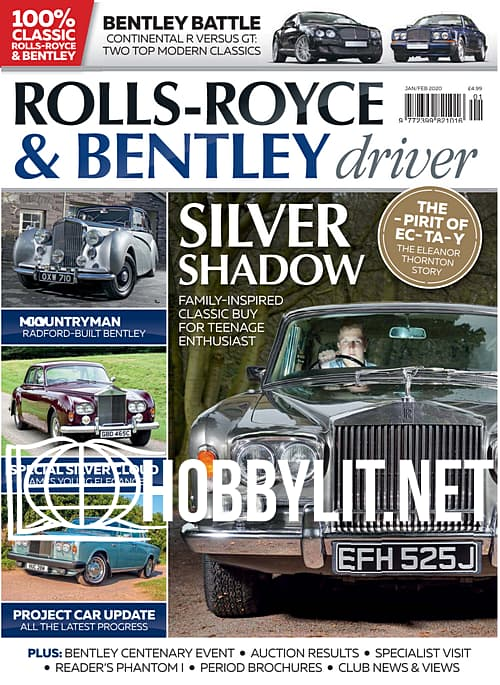 Rolls-Royce & Bentley Driver - January/February 2020