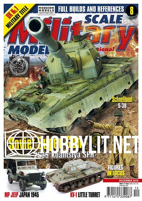 Scale Military Modeller International - December 2019